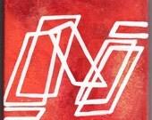 Alphabet- Letter N