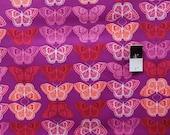 Valori Wells PWVW047 Cocoon Cashmere Rubywine Cotton Fabric 1 Yd