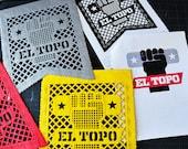Your Original Papel Picado Design . Commission custom flags