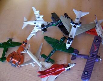 fun vintage toy planes