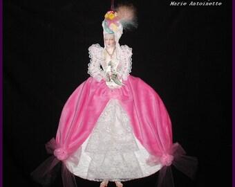 marie Antoinette Paper Doll....CSST