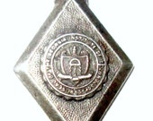Vintage Georgia Institute of Technology Pendant Charm