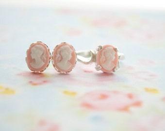 Pink Petit Trésor Set - Sterling Silver