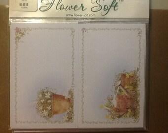 Flower Soft Garden-Corners