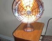 Mid Century Lamp Repurposed