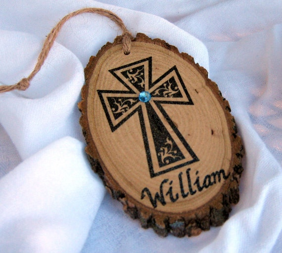 Baptism Ornament Personalized Christmas Ornament Christening: Unavailable Listing On Etsy