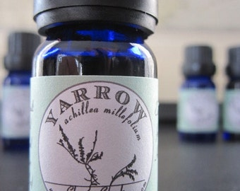 Yarrow Essential Oil - Aromatherapy - Essential Oil - Essential Oils - Aromatherapy