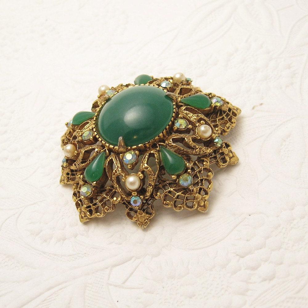 Florenza Vintage Jewelry 112