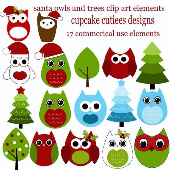 whimsical christmas tree clip art free - photo #43