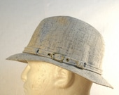 Stetson Tribley Hat • Vintage 60s Flecked Bucket Hat