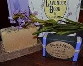 Lavender Scented Goat's Milk Soap