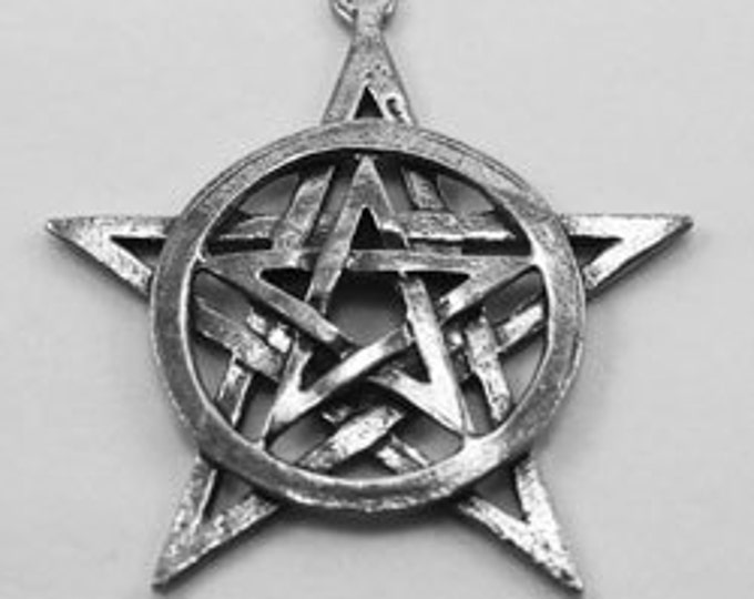 Double pentagram  1 bail Australian Petwer (R055)