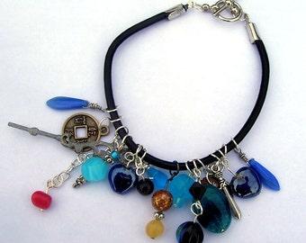 Mako Cluster Bracelet