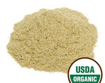 Chamomile Flowers Powder Organic 1 oz