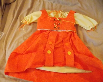Medieval Toddler Garb