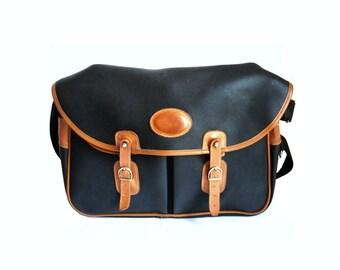 RODELLE French Vintage Satchel / Shoulder bag