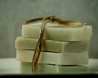 Luxury Soap Sample Set - 4 Luxury Soap Samples