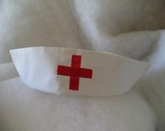 Nurse Cap for Child's Costume