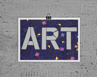 Art - 4 x 6 photograph