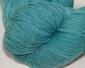 Studio June Yarn Star Struck - Merino/Silk/Nylon/Silver - Island Blue
