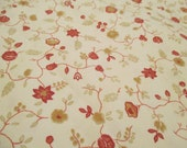 Reclaimed Pillowcase - Tiny  Flowers King Free Shipping