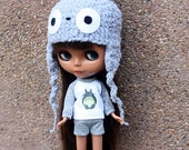 Blythe Outfits (T-shirt and shorts)