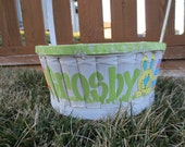 Personalized Easter Basket-Large