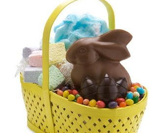 Chocolate wedding event favorsgift by panacheconfections on etsy easter basket gluten free negle Image collections