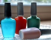 Soap for Her - Nail Polish Soap - Day at the Salon Novelty Soap - Party Favor for Girls