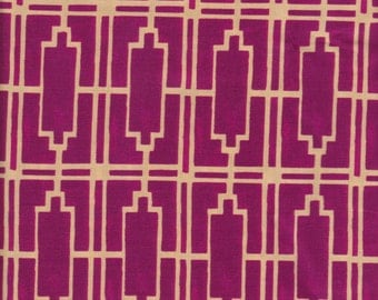 1/2 yd. haven's edge - walls, violet