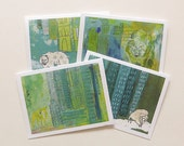 Go Wild - Greeting Cards - Set of 4