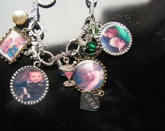 Jesus Christ Life Bracelet Swarovski Crystals And By