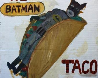 New Batman Tacos