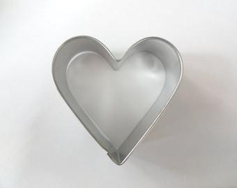"""Heart Cookie Cutter 2.5"""" (1153)"""
