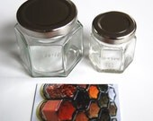 Single Large Custom Magnetic Spice Jar (1/2 cup volume)