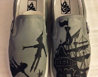 Made to Order PETER PAN shoes