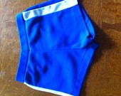 Vintage 80's baby gym shorts size 4t
