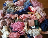 Five Pound Lot of Vintage Trim....Yards and Yards!!