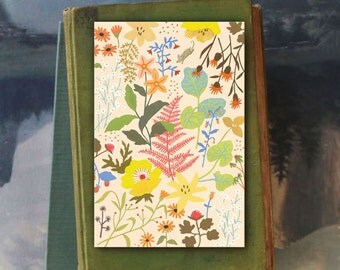 Bridgette Wildflower // Single Card // Fawnsberg Stationery