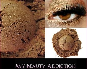 Clearance-Mineral Eyeshadow 'Satin Bronze'