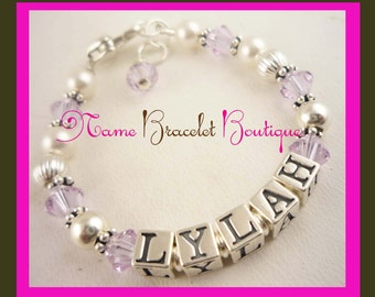 Beautiful Name Bracelet for girls