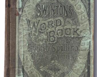 Spelling Book 1880