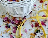Flower Petal Confetti, Wedding Flowers, Flower Petals, Eco Friendly, Biodegradable, Dried Flowers, Wedding Decorations, Petal Confetti, Real