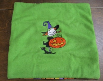 Witch Pillowcase
