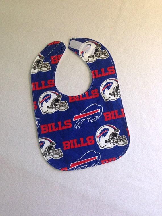 Buffalo Bills baby bib