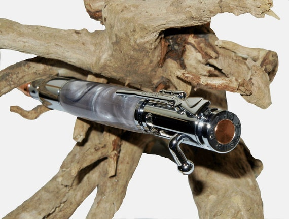 RESERVED FOR CHRISTY....Bullet Bolt Action Pen....Graduation Gift Idea