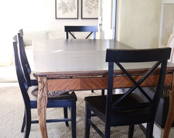 Antique Dining Table (Pick Up Only)
