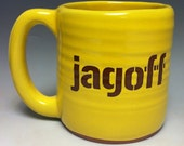 Jagoff Pittsburgh Pottery Mug