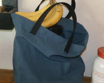 mens shopping bag, cotton shopping bag, canvas tote, Canvas Shopping Bag - More Colors