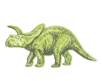 Arrhino Big - Dinosaur Magnet